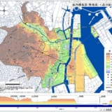 【決定版】大井町駅周辺の津波・洪水・土砂災害リスクまとめ|土地やマンションを購入しても大丈夫か