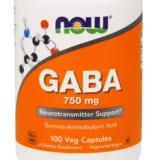 【決定版】GABA(ギャバ)の効果とオススメサプリメント|ストレス対策・リラックス・睡眠導入・中性脂肪抑制